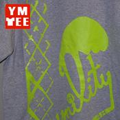 螢光絲印 Fluorescent Silk screen printing